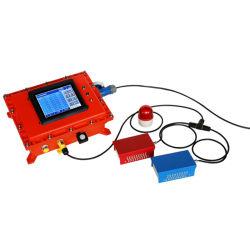 개폐기와 GIS를 위한 SF6 가스 누설 탐지 & 농도 시험 시스템