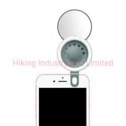 أحدث مصابيح تعبئة الهاتف المحمول القابلة لإعادة الشحن التصوير الذاتي الفيديو المباشر ضوء LED لضوء ملء الشاشة