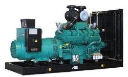 الطاقة المعدات الكهربائية المحمولة توليد 1000 كيلوفولت أمبير، تم تعيين السعر الكهربائي للديزل مع OEM