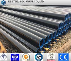 Riga tubo del trasporto dell'olio o del gas naturale di tubi API5l/ASTM A53/ASTM A106b /As1163/En10219 del acciaio al carbonio di ERW/Hfw