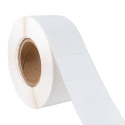 Het multi Witboek van het Blad van het Etiket van het Gebruik Zelfklevende A4 Lege