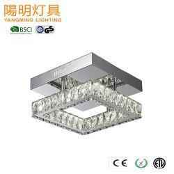 Moderner Stil Dekorative anpassen Kristall Kronleuchter Innen LED Deckenleuchte Wandleuchte