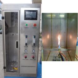 IEC 60332 brandende testapparatuur voor de productie van één kabel in China