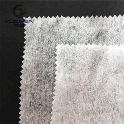 Material de limpieza Venta mejor mezcla de fibras de poliéster viscosa y Nonwoven Fabric