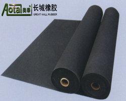 Антикоррозионную обработку бутилкаучука резиновые накладки черный Бутилкаучуковый подвес резиновый коврик и лист