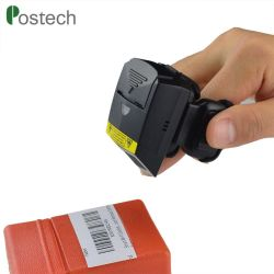 Fs01+Wt02 Портативный карманный компьютер управления складом мини палец кольцо сканера штрих-кодов