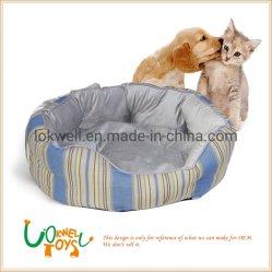 Aangepaste Kussen van de Kat van de Hond van het Product van het Huisdier van het Stuk speelgoed van dieren het Pluche Gevulde