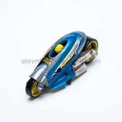 Druckguss-Zink-Legierungs-Metallmodell-Motorrad-Auto-Spielwaren mit Funktion für Kinder