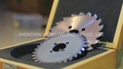 최신 판매! 인쇄 회로 기판, 주문을 받아서 만들어진 환영을%s 고품질 PCD v 점수 절단기. PCB 절단 도구를 전문화하십시오