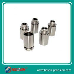 Boccole Per Tubi In Due Pezzi Per Boccole Per Motori C.c. In Acciaio Inox In Metallo Tornitura Cnc Oem