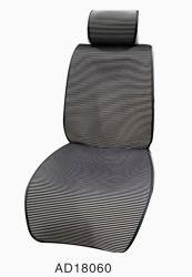 Cojín de asiento de coche tamaño universal del cojín del asiento de poliéster Ad18060