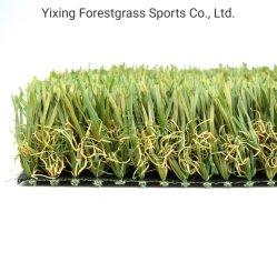 Il giardino artificiale dell'erba di migliore qualità dal tappeto erboso sintetico di professione fabbrica