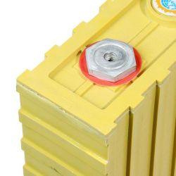 Une faible résistance à cycle profond 5000 fois ion-lithium LiFePO4 Winston stockage batteries cellules 12V 260Ah