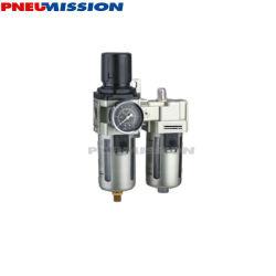 Serien-pneumatischer Filter-Regler + Fettspritze Wechselstrom-1010-5010