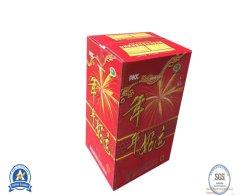 Confete parte do produto de aniversário de boa qualidade Popper com pétalas de rosas coloridas para casamento