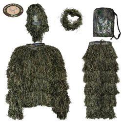 ハンチングのための卸し売りカスタム軍服のカムフラージュのスーツ