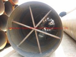 ASTM ein 53/GB/API 5L/Grb/Q235/Q355/A333 Gr6/SSAW/Sawh Kohlenstoff-/legierterstahl-Anhäufung-Rohr-Wärme-Wasser-Rohr