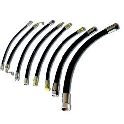 Высокое давление гидравлического резиновый шланг из нержавеющей стали маслопровод и трубы