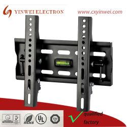 Max Vesa 400X400 de inclinación de la SPCC TV Montaje en Pared, soporte de televisor LED LCD TV montajes para22''-47''.