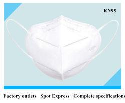 Confezione all'ingrosso personalizzata pieghevole protettivo stampato monouso Dustproof Bianco/Nero non tessuto Maschera facciale/nasale a 3 strati per bambini/bambini/adulti in Europa