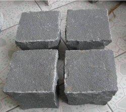 Natural preta G685 Cube pedra de basalto paisagem de Jardim
