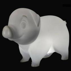 Mobiliário de LED PE Material Plástico de suínos animais 2019 Novo Design para venda