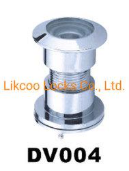Visore d'ottone del portello per il portello di legno (DV004)