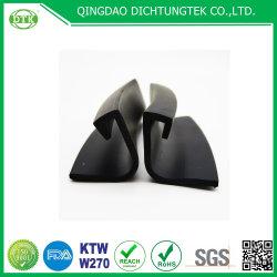 Customized UV preta resistência a compressão perfeita de borracha EPDM e fita de vedação