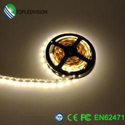 Haut de la corde lumineux LED Flexible bande de lumière LED SMD 3528 4.8W pour décoration lumière intérieur/extérieur
