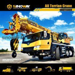 60 тонн все местности кран гидравлический кран для мобильных ПК, Autocrane
