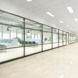 Personalizar una pared de cristal Shaneok versátil para la partición de oficina