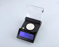 ファッション・デザイン小型電子ポケットデジタル・スケール高精度スーパー ブルーバックライト付き大型タッチスクリーン