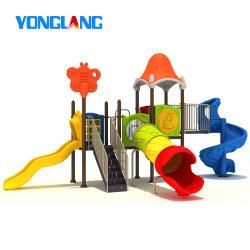 Parque de Atracciones Parque Infantil de diapositivas de plástico (YL24484)
