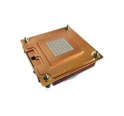 Le radiateur en cuivre pour l'ordinateur serveur ventilateurs du dissipateur thermique Intel LGA 1155/1156/1150 4 broches de refroidissement actif avec fonction PWM