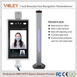 高品質のよい価格の出席アクセスシステム温度計の熱の医療機器の熱双眼価格の温度のスキャンナーイメージ投射探知器のカメラ