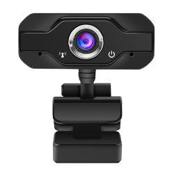 Webcam 1080p HD Mini caméra avec microphone intégré de HD 1920 x 1080p caméra vidéo USB