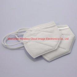 Envio rápido em stock por grosso anti poeira 3/5 Ply Moda Earloop descartáveis de protecção de Máscara