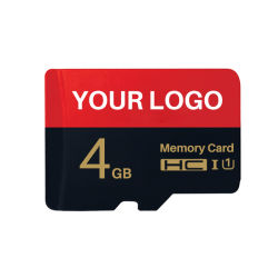 سعر المصنع مع بطاقة Micro SD للطباعة الكاملة 100% ريال سعة بطاقة الذاكرة/بطاقة SD