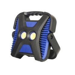 20W аккумулятор рабочего освещения открытый кемпинг початков светодиодный фонарь рабочего освещения