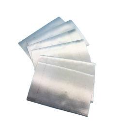 Ultra suaves EPC GEN2 SKU satinado de impresión de etiqueta de cuidado de la RFID para la gestión de la ropa ropa ropa