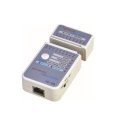 Tester per cavi di rete mini RJ45/RJ11