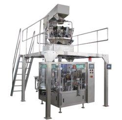 CF8-300 Rotativa Automática máquina de embalagem para Doybag Bolsa Zipper Bag Enchimento, Junta de Seleção das sementes, máquina de embalagem