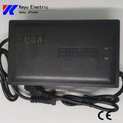 71.4V 4A Li-ion зарядное устройство 60V 4Скутер Ebike зарядное устройство