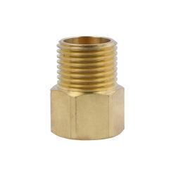 Utensili per raccordi a gas raccordi per tubi in acciaio al carbonio nippli in acciaio nero Raccordi a gas in ottone con nippli lunghi zincati