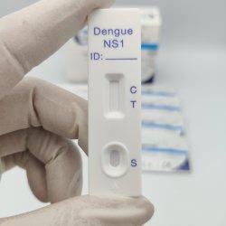 مجموعة اختبار سرعة حمّى الضّنك للدم السروم أو الدّم الكامل IGG/IgM الجسم المضاد