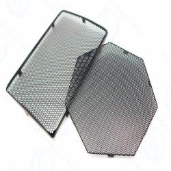 Custom malha de metal que façam parte/ Buzina Auto Net com corte a laser para o carro de acessórios