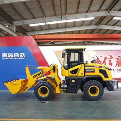 Qdhz nieuwe generatie landbouwmachines Bouw klein voorwiel Lader met CE