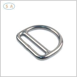 맞춤형 핫 셀링 스테인리스 스틸 304/316 용접 밧줄 리깅 D 벨소리