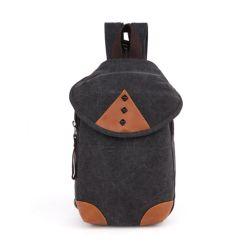 Airbag torácico de Viagem personalizada Vintage Piscina de lona mochila Linga torácica