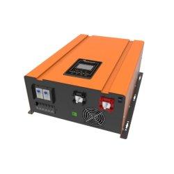 Чистая синусоида инвертор с зарядного устройства батареи 12V 24V 48V до 220V 230V принять OEM и логотип настройку 1000W 3000W 5000W 6000W 8000W
